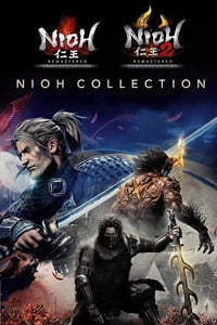 Box art - The Nioh Collection