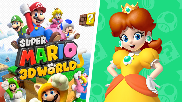 super mario 3d world bowsers fury how to unlock daisy