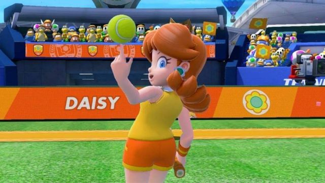 super mario 3d world daisy
