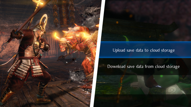 How to transfer PS4 saves to Nioh Remastered and Nioh 2 Remastered on PS5