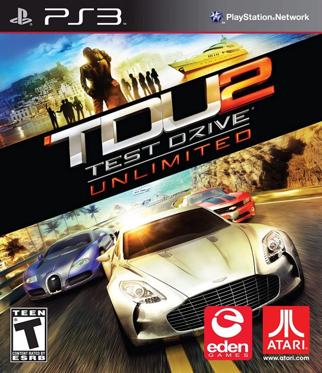 test drive unlimited 2 release date