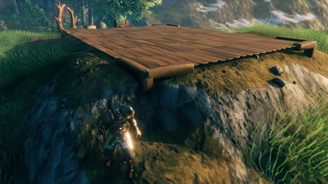 Valheim building supports guide - foundation bracing anchors