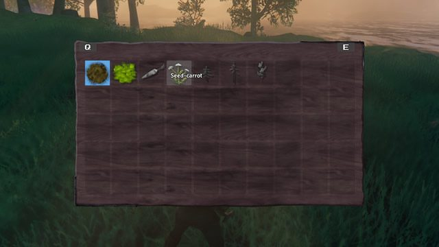 Valheim plant trees - How to craft Cultivator