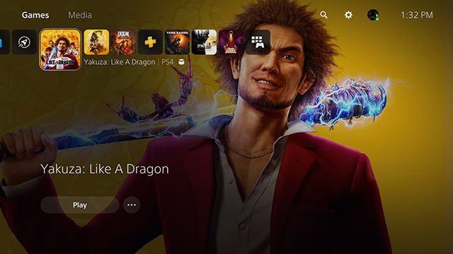 How to get the Yakuza: Like a Dragon PS5 upgrade