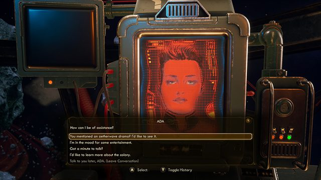 How to start The Outer Worlds: Murder on Eridanos