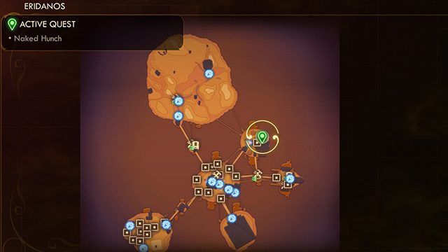 The Outer Worlds: Murder on Eridanos Spectrum Gatling, The Needler, and Udder Buddy locations
