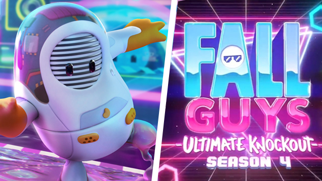 Fall Guys Season 4 end date