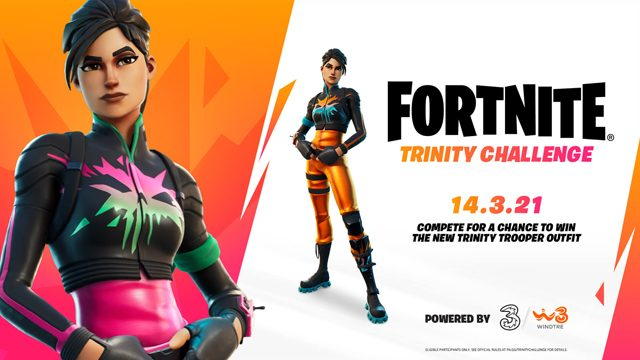 Fortnite Trinity Challenge Start Date and Time