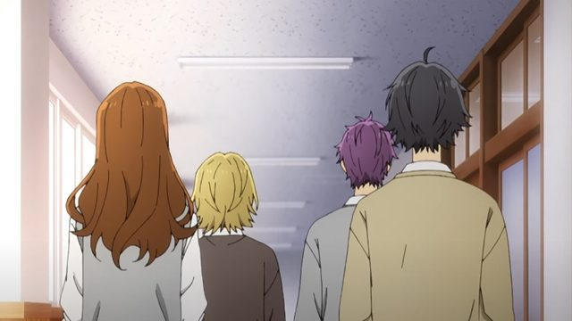 Horimiya episode 10 release date and time