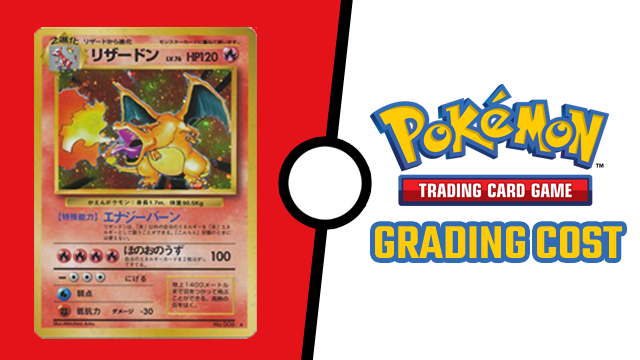 How much does it cost to grade a Pokemon card