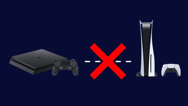 How to cancel data transfer from PS4 to PS5