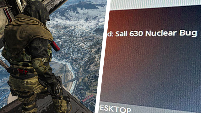 How to fix Call of Duty 'Sail 630 Nuclear Bug' error