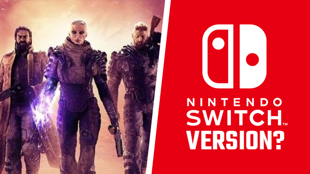 Outriders Nintendo Switch release date