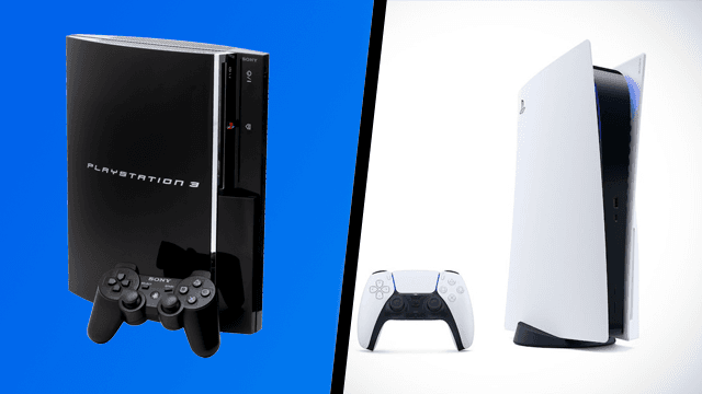 Play PS3 games on PS5 backward compatibility