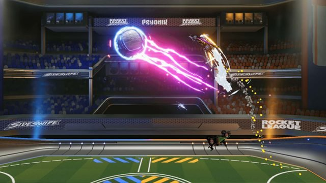 Rocket League Sideswipe PS4 and PS5