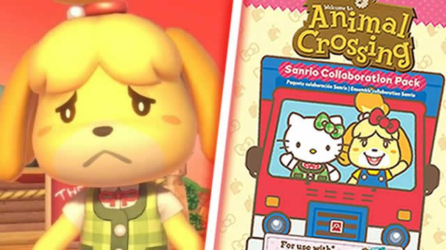 Animal Crossing Sanrio amiibo cards sell out to bots and scalpers