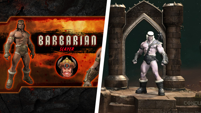 How to get the Barbarian Slayer skin in Doom Eternal
