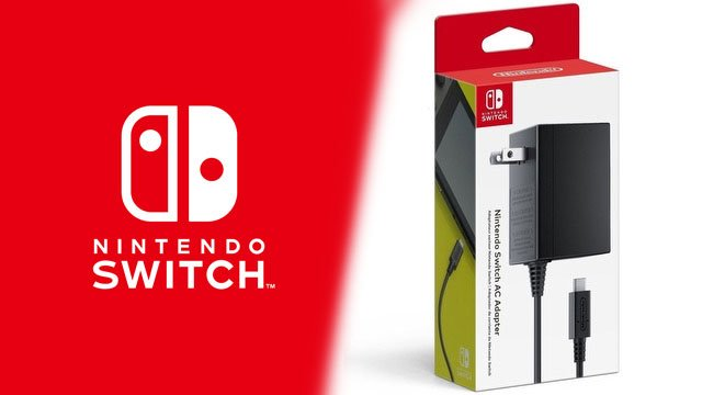 best-Nintendo-Switch-Lite-Charger-ac-adapter-2021