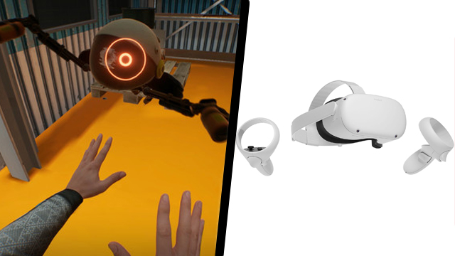 Can you play Boneworks on Oculus Quest 2?