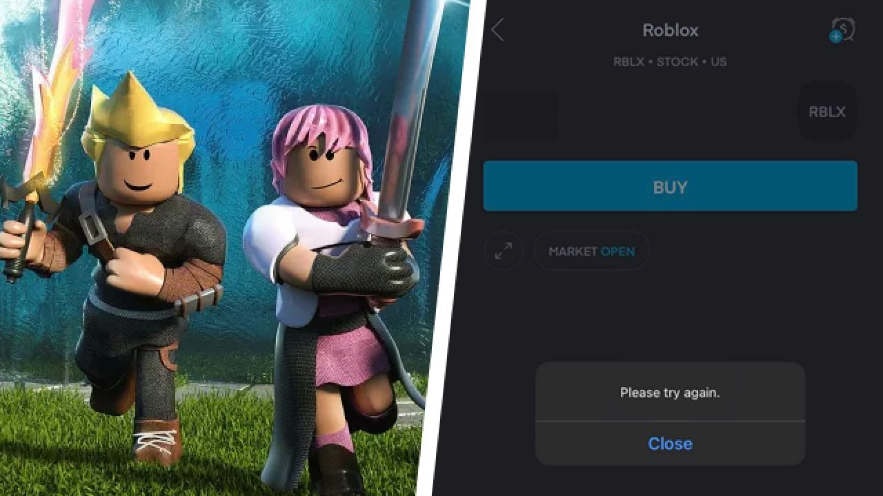 Why can t I buy Roblox stock? GameRevolution