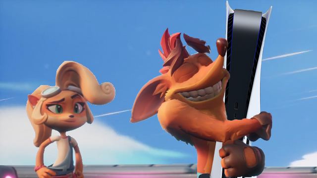 The Crash 4 PS5 upgrade fixes the game's biggest issue