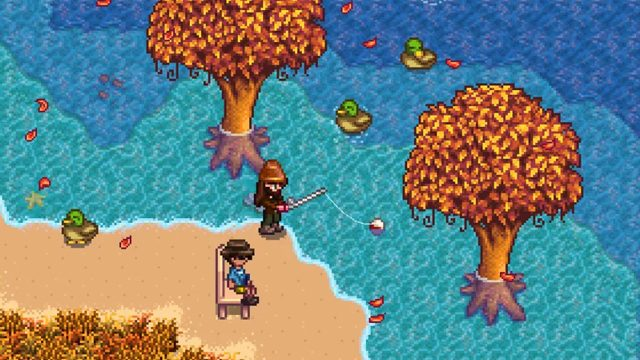 How to get a Rainbow Shell in Stardew Valley