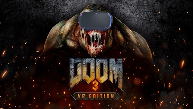 Doom 3 Oculus Quest | Is it coming to PC?