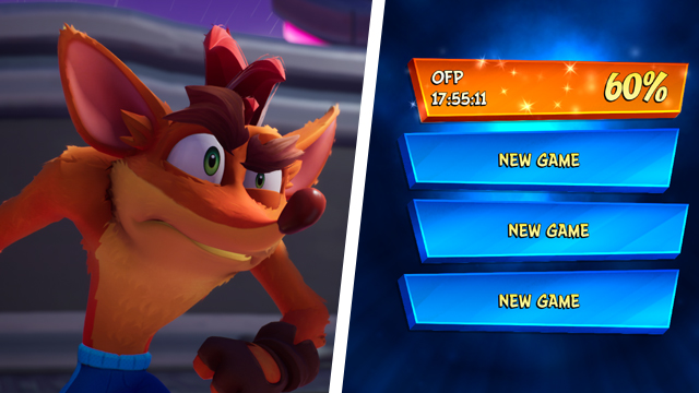 How to transfer Crash 4 save to PS5