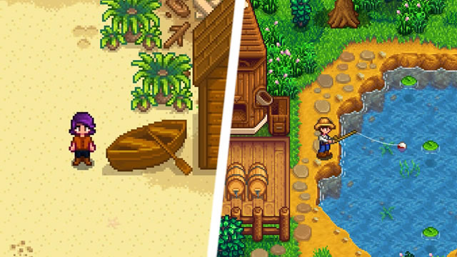 Stardew Valley - How to get a Rainbow Shell