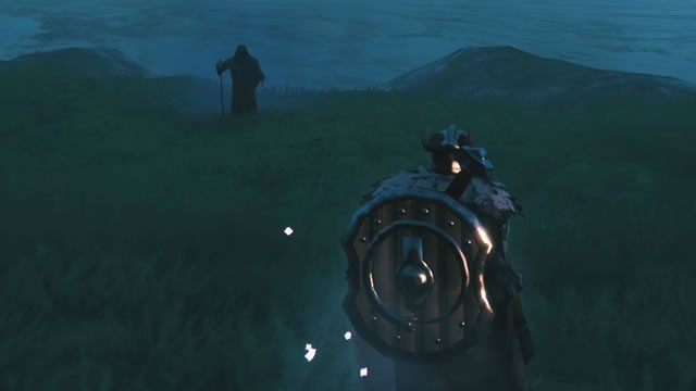 Who is the Cloaked Figure in Valheim? Grim Reaper or Odin