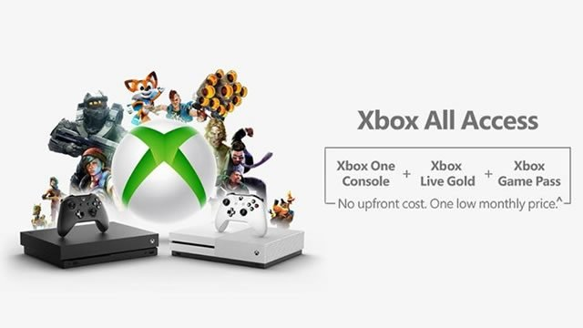 What is Xbox All Access?