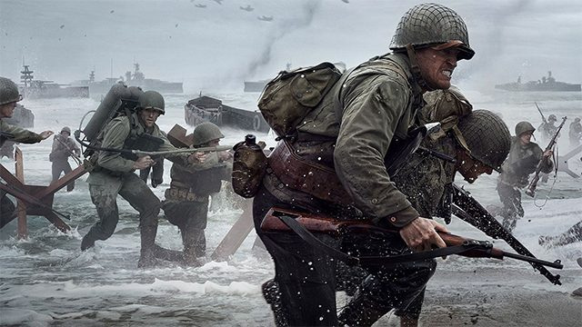 Another typical Call of Duty WWII game would be a wasted opportunity