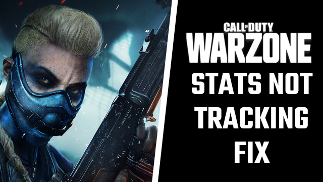 Call of Duty Warzone stats not tracking fix
