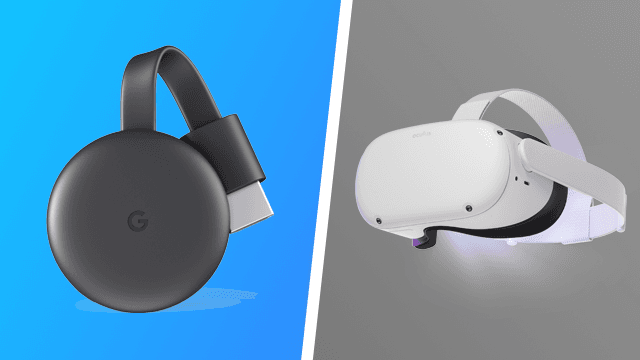 Connect Oculus Quest 2 to TV