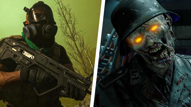 How to become a zombie in Warzone