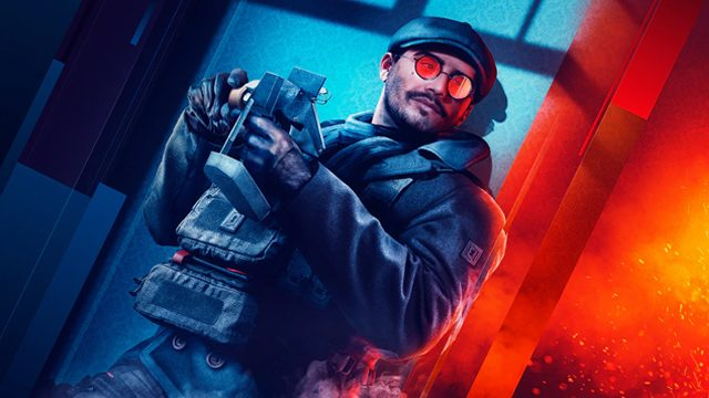 Is Flores gay in Rainbow Six Siege?