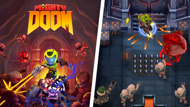 Mighty Doom Mobile Android iOS release date