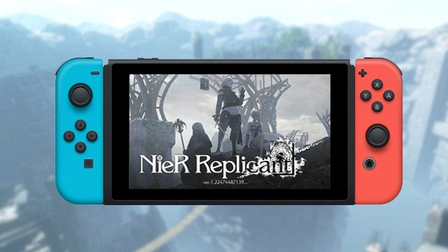 NieR Replicant Nintendo Switch