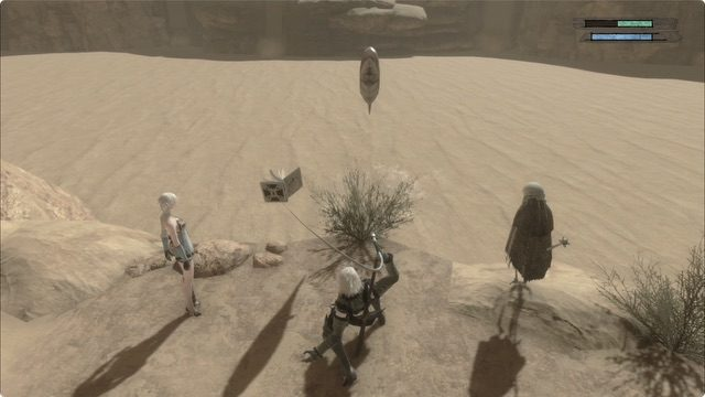 Nier Replicant ver 1-22 how to fish 1