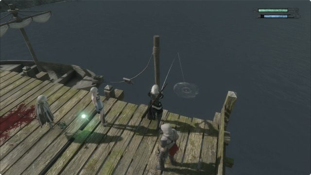 Nier Replicant ver 1-22 how to fish 4