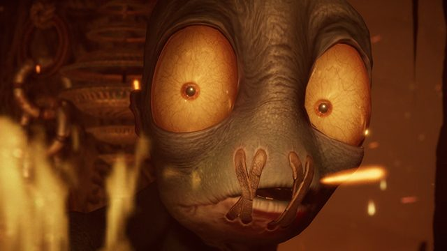 Is Oddworld: Soulstorm a remake of Abe's Exoddus?