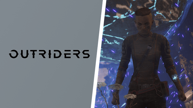 Outriders Altered Bailey Boss fight
