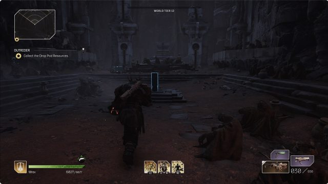 Outriders Locked Room Pedestal Locations Secret Accolade 3
