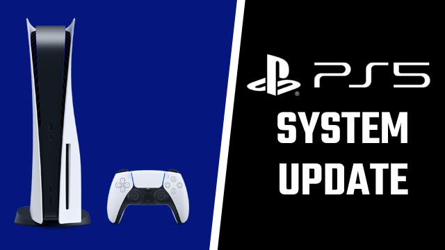 PS5 update patch notes for April 14