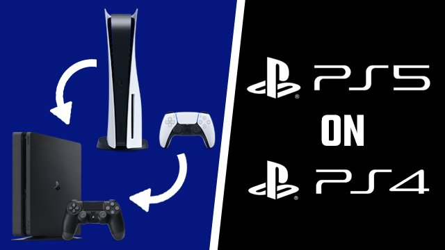 Play PS5 games on PS4