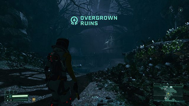 How to go back to the first level in Returnal
