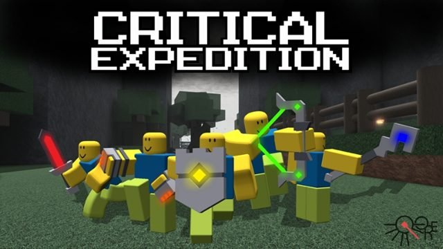 Roblox Critical Expedition crafting