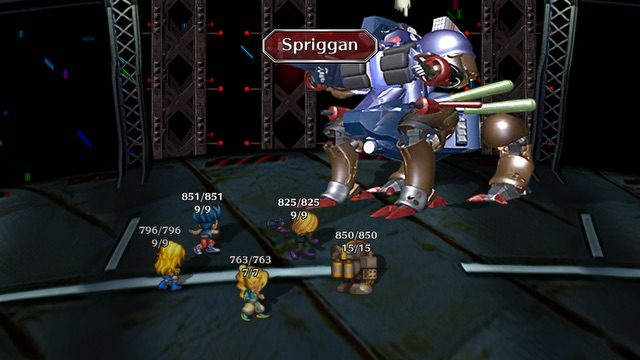 SaGa Frontier Remastered Review 3