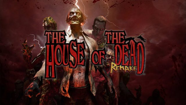 The House of the Dead Remake PS5 and PS4