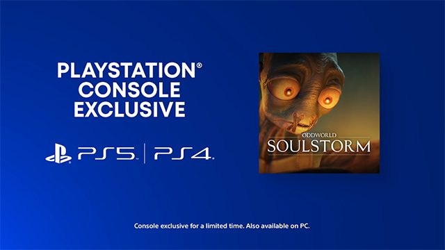 Is Oddworld: Soulstorm coming to Xbox Game Pass, Steam, and Switch?